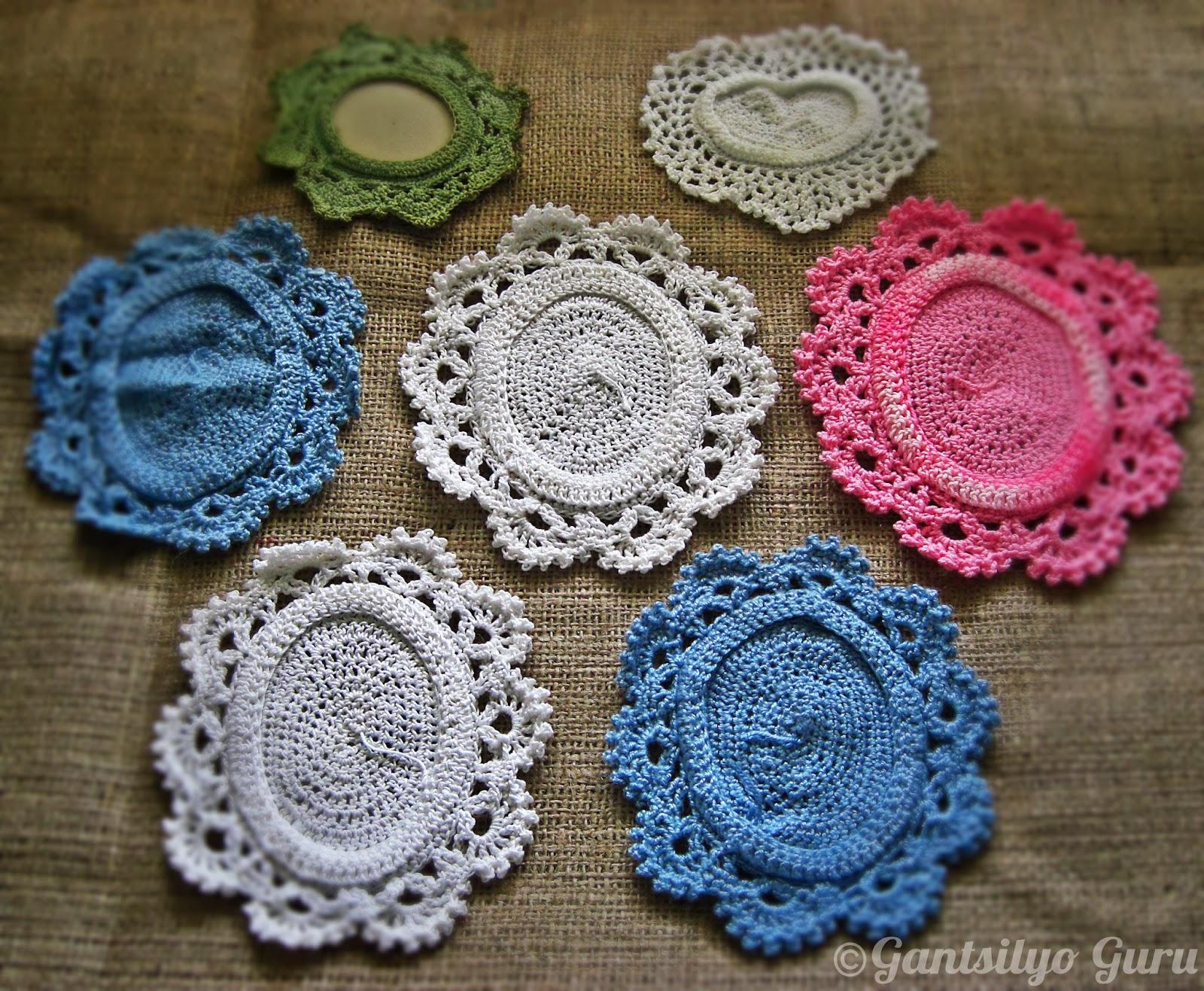 Crochet Guru : Gantsilyo Guru: My Crochet Fixation For The Past Weeks