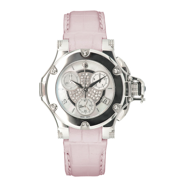 Aquanautic Princess Aqua-Clip Watch