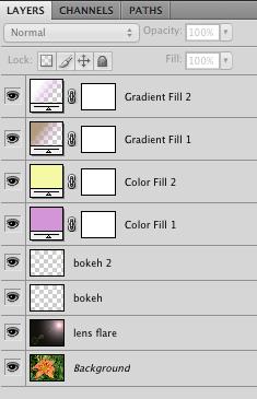 layers panel screen shot