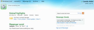 Cara membuat email di hotmail.com, cara membuat email live.com, cara mendaftar email hotmail