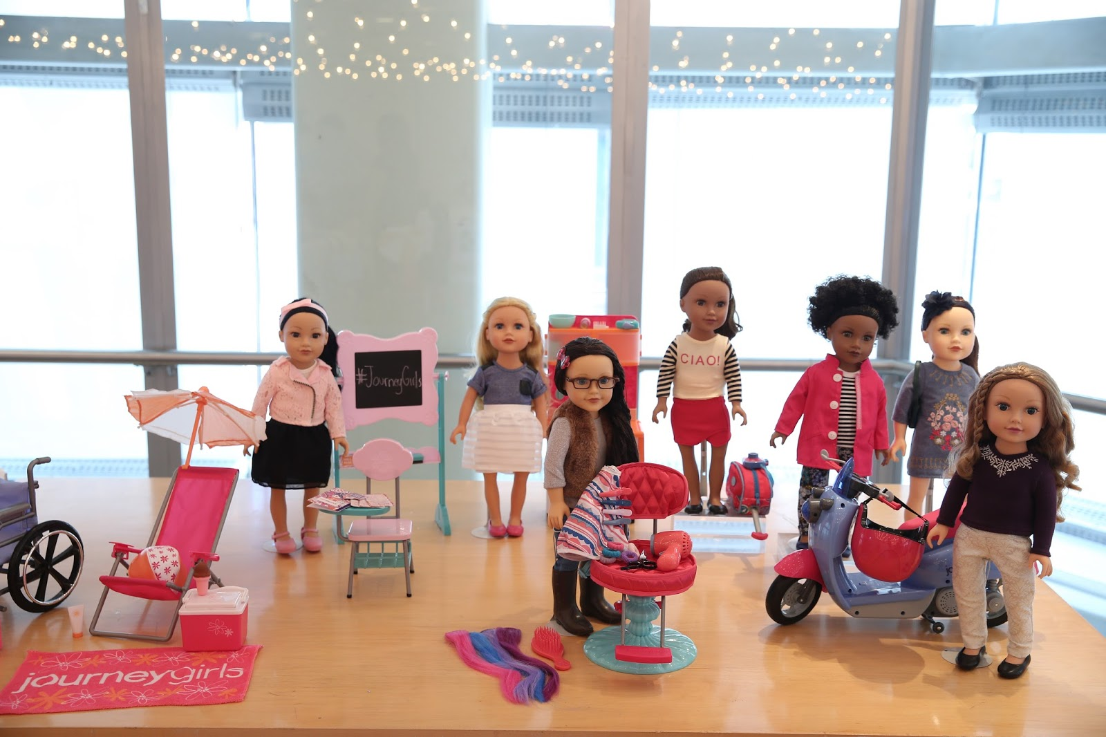 Toys R Us Journey Girls : Dellahs jubilation: celebrating the 5th anniversary of the toys r
