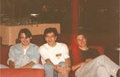 Marcos, Ricardo y Carlos (Sala Iguazú, Lugo, 31 03 95)