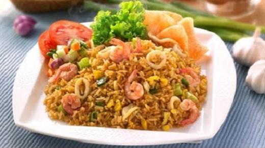 Resepi Nasi Goreng Mangga