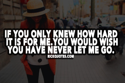Life Quotes | Never Let Me Go