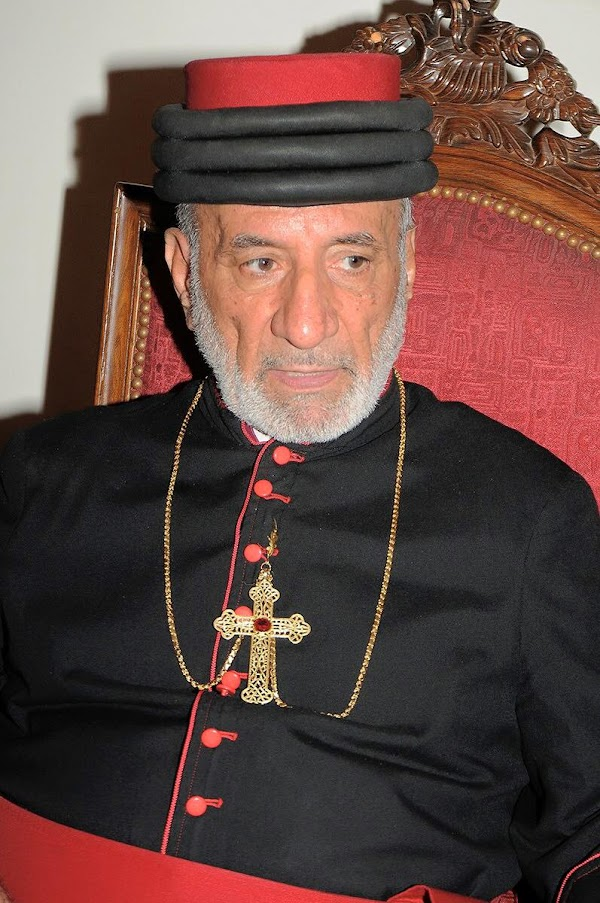 Seine Heiligkeit Mar Gewargis III. Sliwa Catholicos-Patriarch