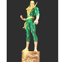 Iron Fist Character Review - Statue Product