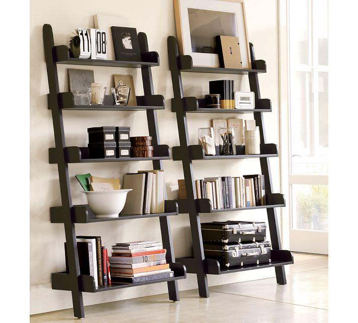 Pottery Barn Ladder Shelf