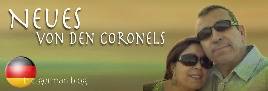 Neues von den Coronels