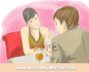 kızları ilk randevuda nasıl etkilersiniz