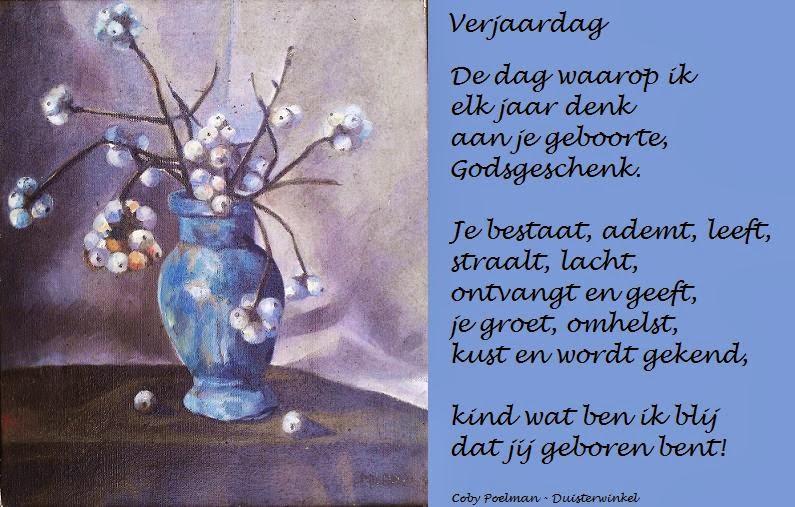 Genoeg Gedicht Verjaardag Overleden Kind Kft 44 Wofosogo