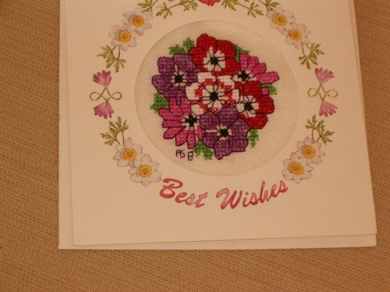 My cross stitch finishes up to 2009