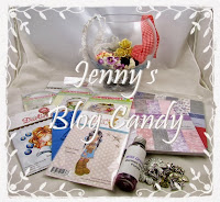 Jenny's March blog candy.
