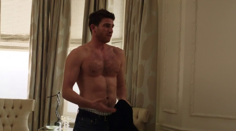 Bryan Greenberg Shirtless in How to Make it in America s2e06
