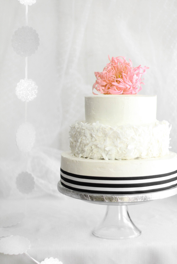 By Heather Baird Published Thursday May 24 2012 Make Your Wedding Cake