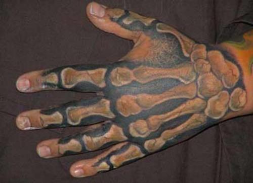 Tattoo Artist 3d Tattoo Hand Looks Real Find Here 3d Tattoo Hand