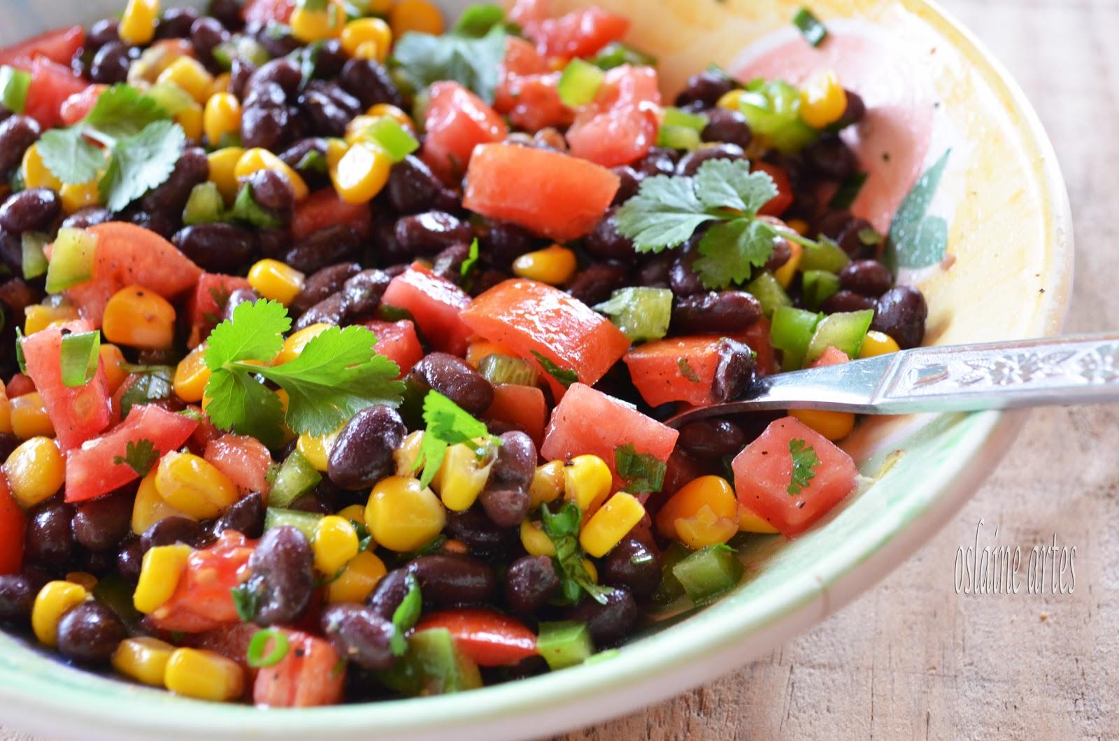 Salada Santa Fe