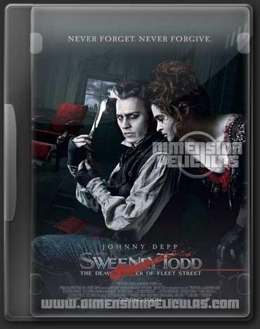 Sweeney Todd: The Demon Barber of Fleet Street (BRRip HD)