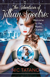 JILLIAN SPECTRE: AVAILABLE FOR PRE-ORDER