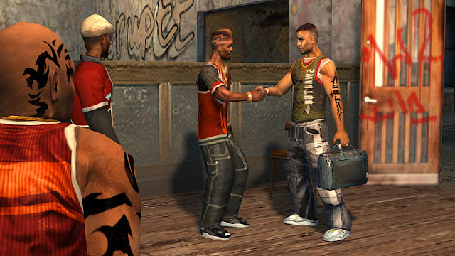 Gameplay Crime Life : Gang Wars PC Game Iso Full Version