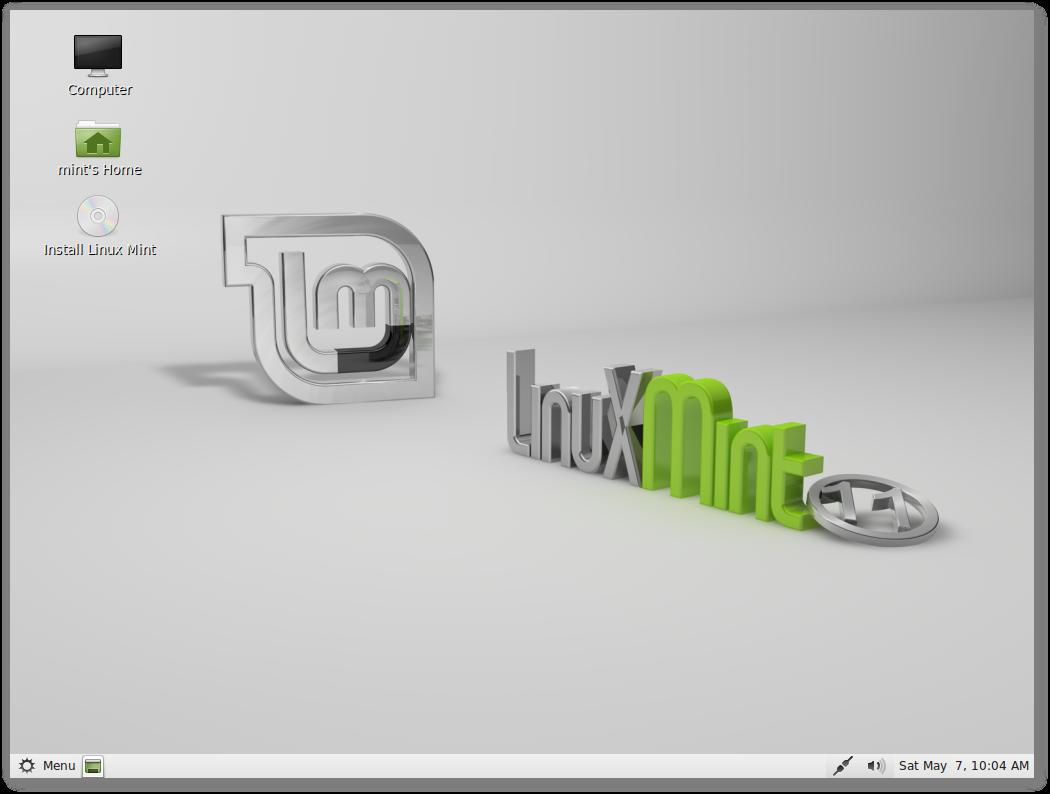 Linux mint, USB, Universal usb installer