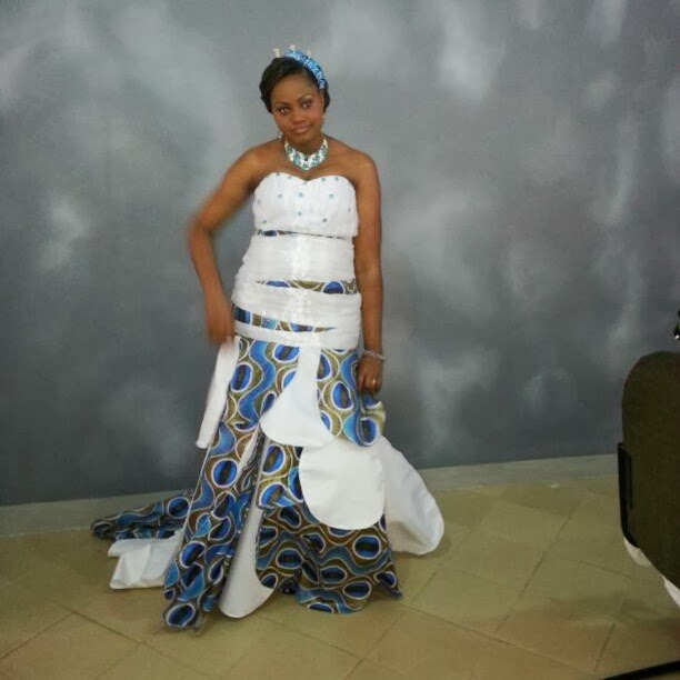 Subira Wahure Official African Couture Blog October 2013