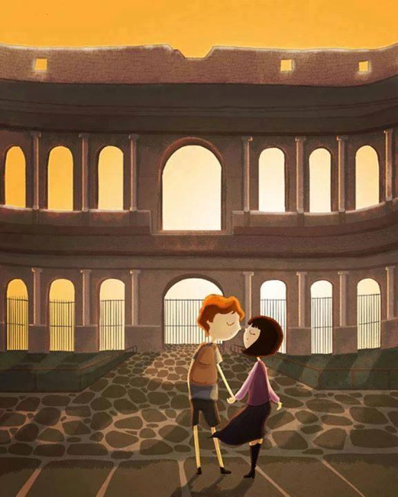 true love cartoons 4