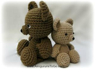 Amigurumi Yarn Size : Easy Way To Enlarge Amigurumi Patterns ~ Amigurumi To Go