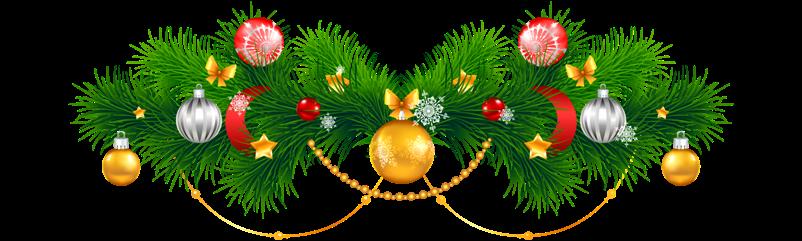 Tudo para seu photoscape enfeites natalino em png - Dessin guirlande de noel ...