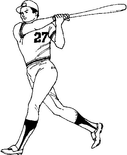 mlb coloring pages 02 ford - photo#10