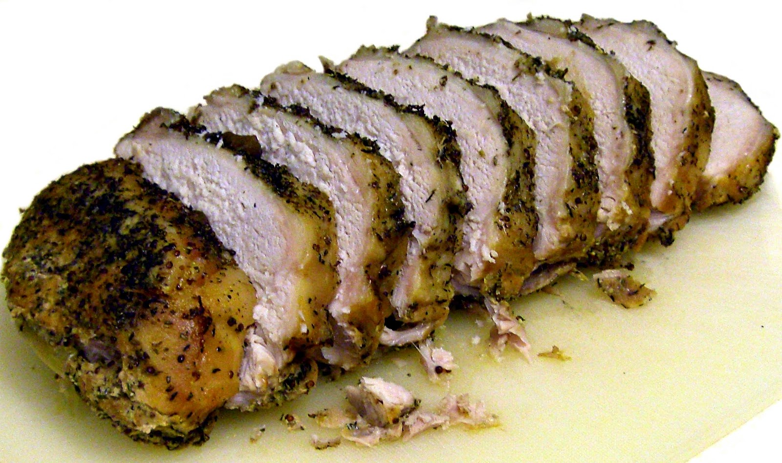 Pork sirloin roast crock pot recipe