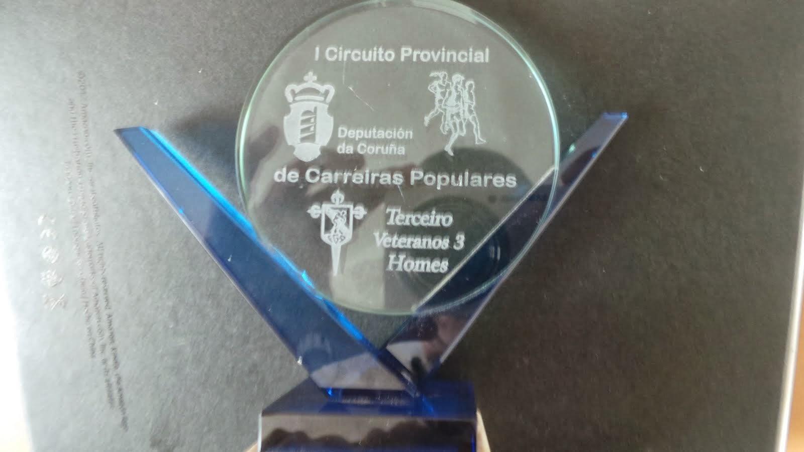 I Circuito Provincial 2013 (3º cat)