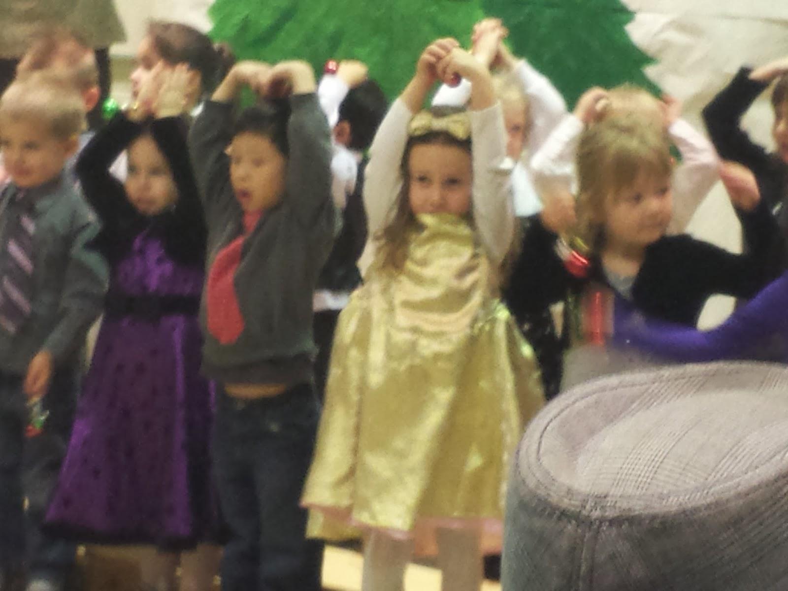 The L T Experience Lane S Nursery School Christmas Concert