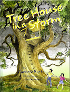 TREE HOUSE IN A STORM: A Hurricane Story. (projects: art, engineering, extreme weather)