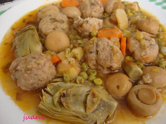 Receta de albondigas de verdura receto - Albondigas de verdura ...