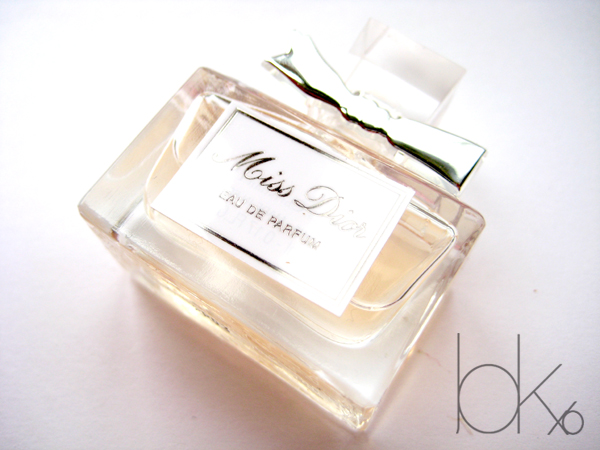 Dior Miss Dior Perfume Deluxe Sample Bottle