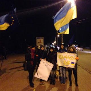 Євромайдан і Нікополь: час згадати все