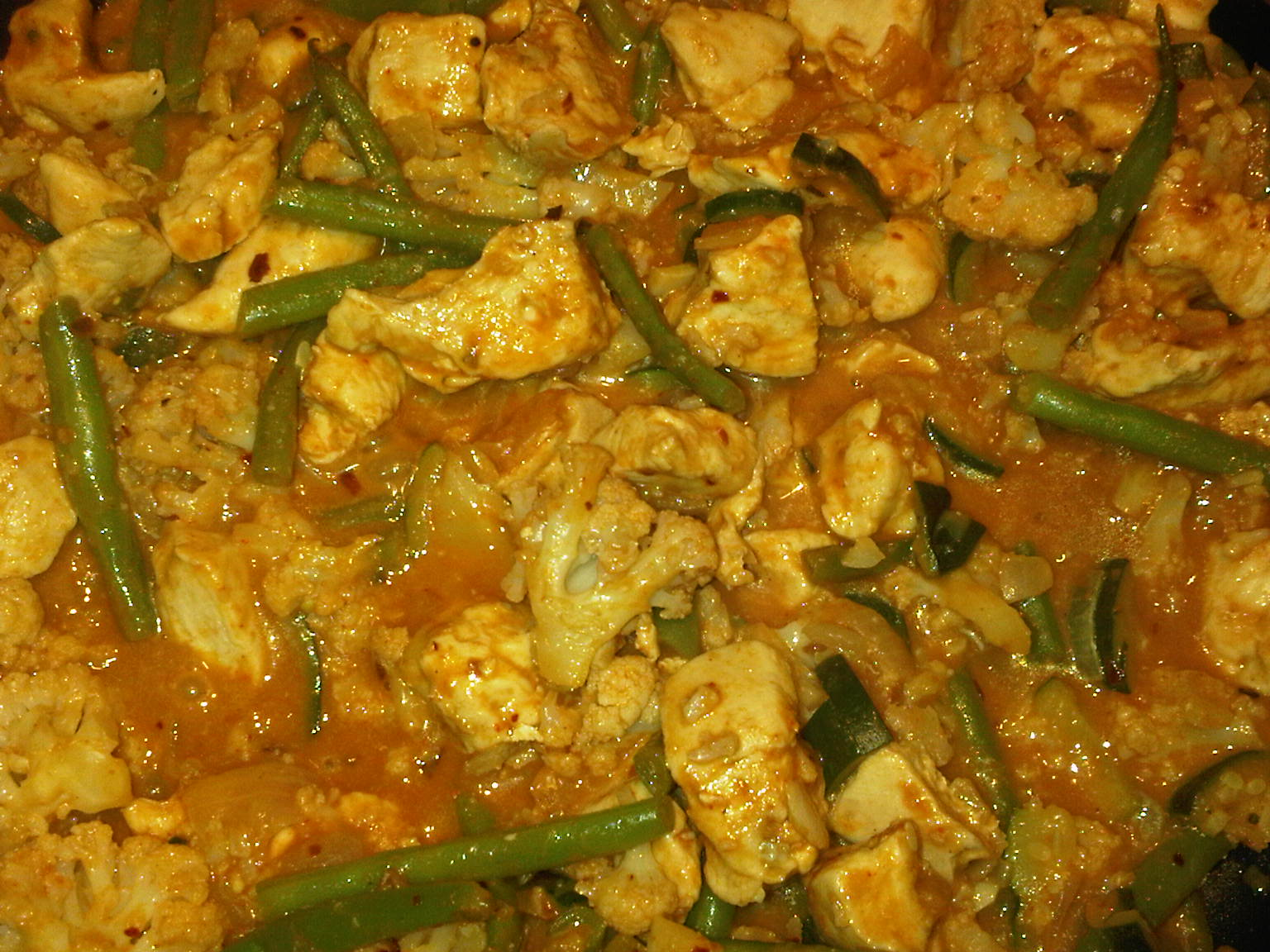 Easy Chicken Curry   Complete Care Coaching