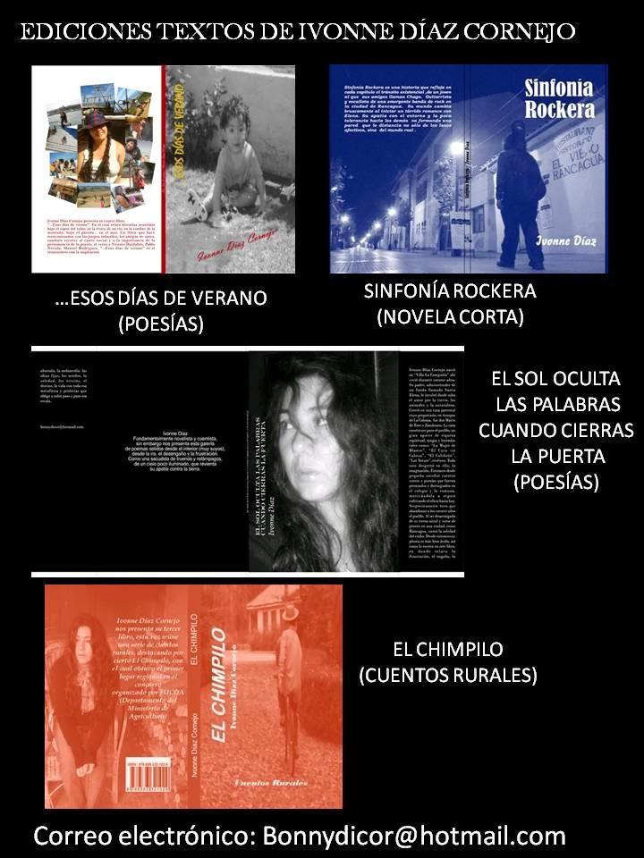 MI ESCRITURA ES EL TRÁNSITO IMAGINARIO, POÉTICO, TEATRAL, RÚSTICO Y URBANO...