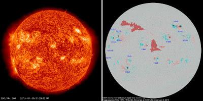 MANCHA SOLAR 1640, 04 DE ENERO DE 2013