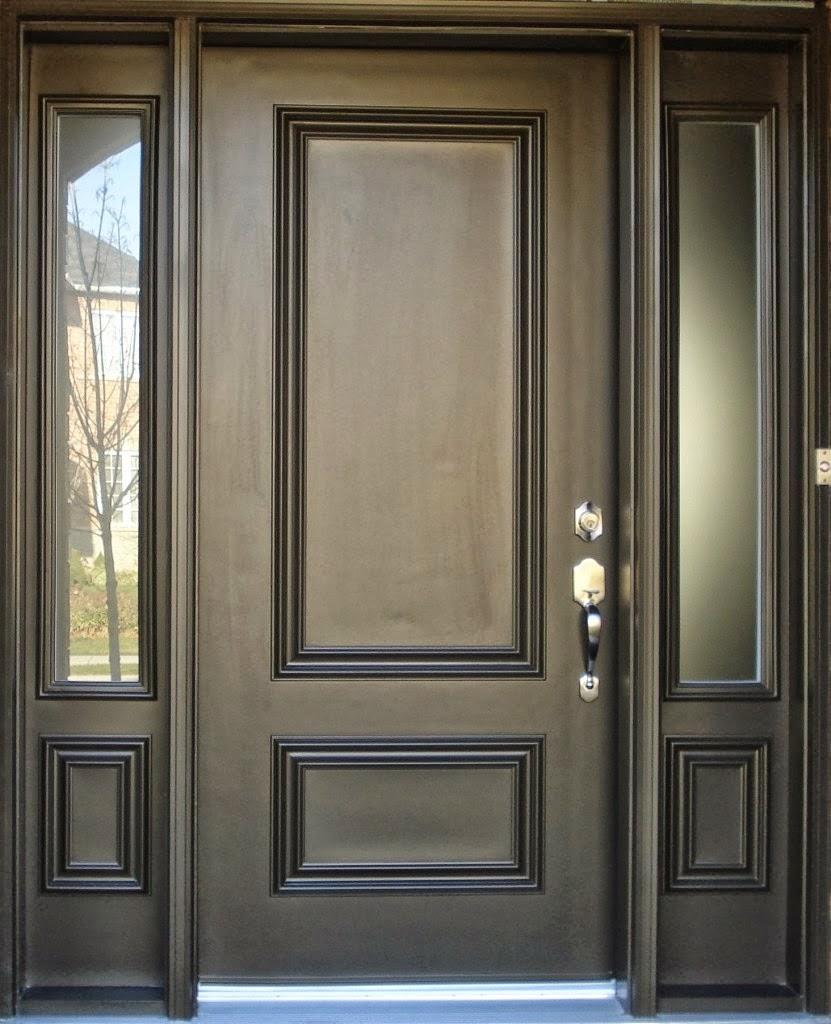 Pintu Rumah Modern: Koleksi Model Gambar Dan Foto Pintu Rumah Minimalis Modern