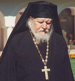 Parintele Arhimandrit Teofil Paraianu - Duhovnicul Manastirii Brancoveanu