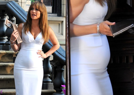 Fashionably Pregnant: Jennifer Lopez • Little Miss Mama