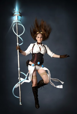 League of Legends - Janna Hextec (Tabitha)