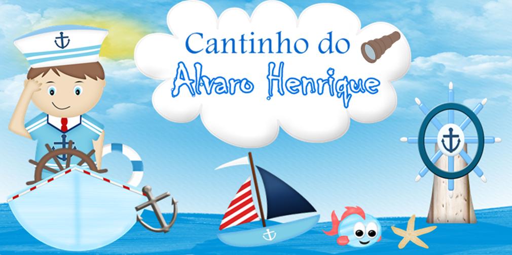 Cantinho do Alvaro Henrique.