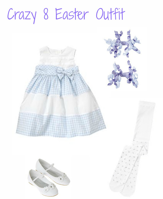 toddler girls easter outfit