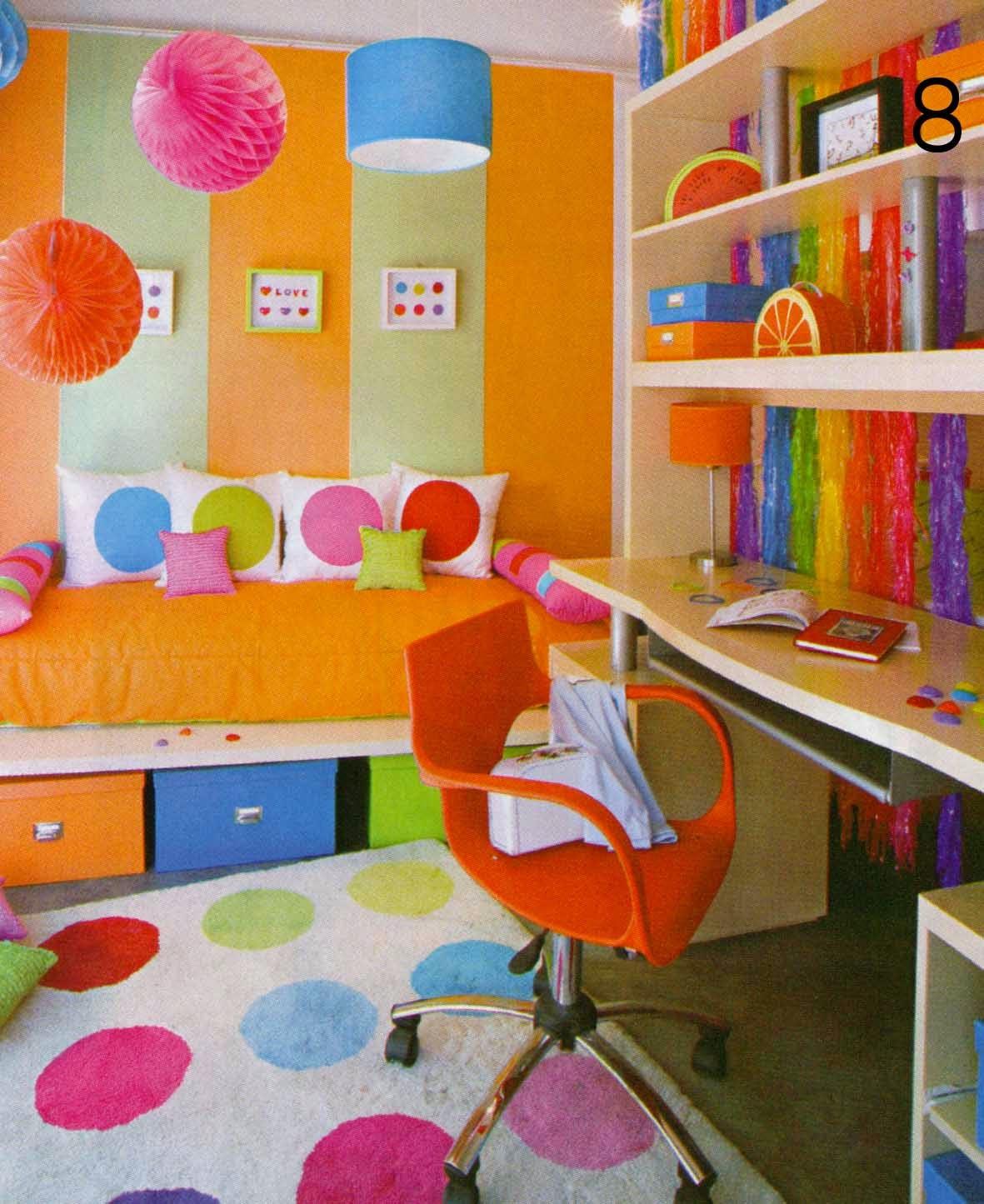 Dormitorios juveniles en espacios peque os decoraci n de for Muebles de cuartos infantiles