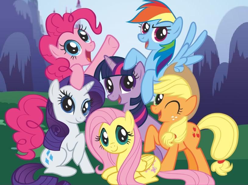 My Little Pony La Magia De La Amistad Applejack Brony