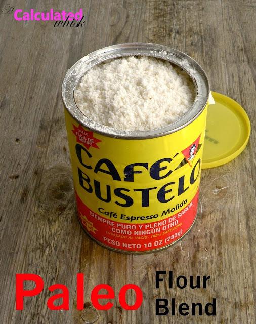 Paleo Flour Blend | acalculatedwhisk.com