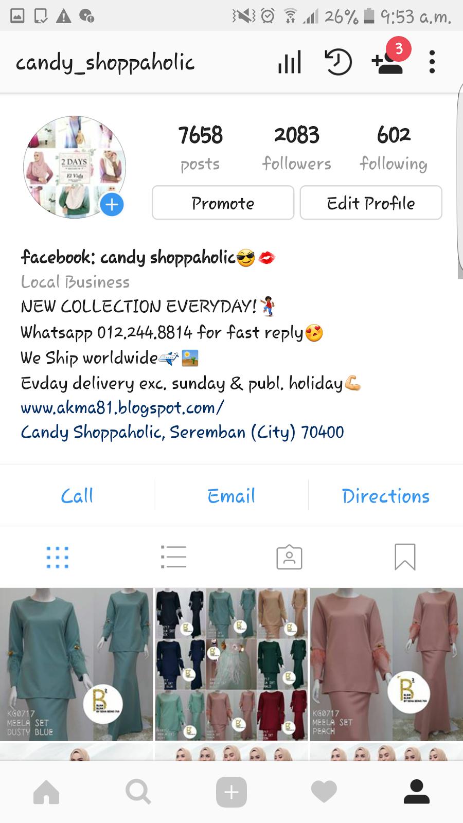 Jom follow instagram kami untuk update yang lebih pantas