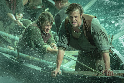In The Heart of the Sea Chris Hemsworth Image